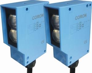 台湾CORON超荣GM2远距反射型光电传感器