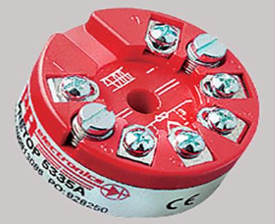 二线制HART®温度变送器