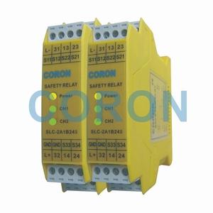 SLC-CORON超荣2A1B24N安全继电器(安全光幕专用)