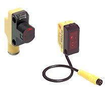 BANNER邦纳小型自含式光电传感器QS18VN6D