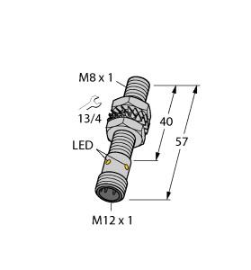 环境恶劣型传感器BI1.5-EG08WD-AP6X-H1341