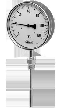 久茂度盘式温度计 (60.8225)