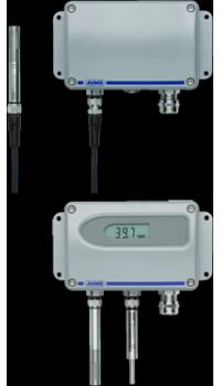 久茂带智能交换探头的电容式温湿度变送器 (90.7027)