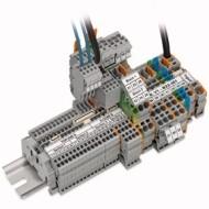 轨装式接线端子