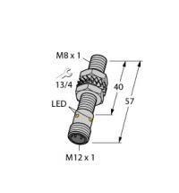 环境恶劣型电感传感器BI1.5-EG08WD-AN6X-H1341