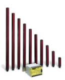 邦纳A-GAGE 高解析度 MINI-ARRAY 系列测量光幕