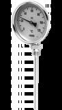 久茂双金属度盘温度计-工业型 (60.8002)