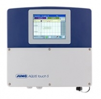 久茂JUMO AQUIS touch S – 配有无纸记录功能和触摸屏的水质分析多通道变送器/调节器 (202581)