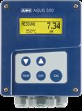 久茂水质分析专用变送/控制器 JUMO AQUIS 500 pH (20.2560)