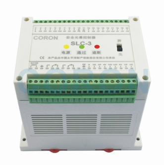 台湾CORON超荣SLC-3安全光幕控制器